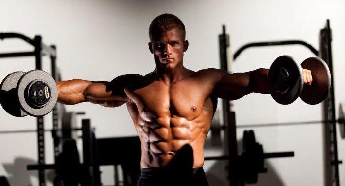 Bíceps com halteres
