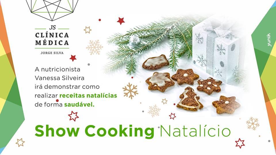 Show Cooking Natalício (3 de dezembro)