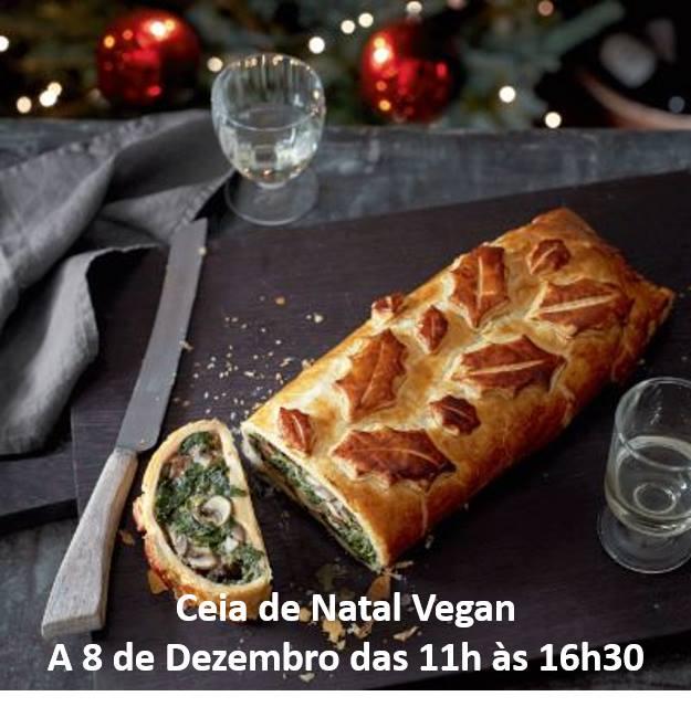 A Ceia de Natal na cozinha Macrobiótica/Vegan (8 de dezembro)
