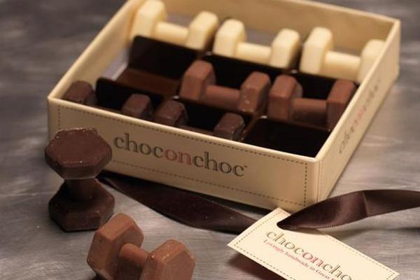 Caixa de chocolates