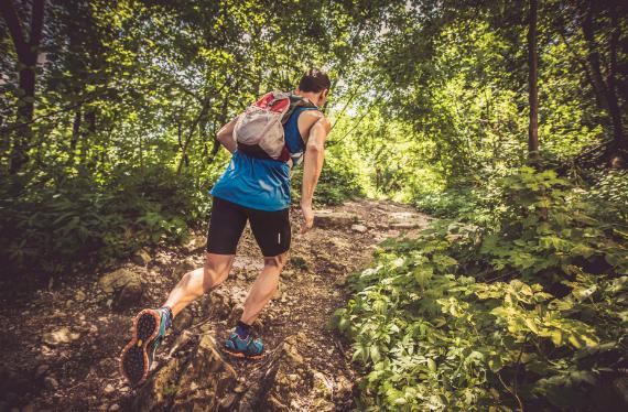 Equipamento essencial para Trail