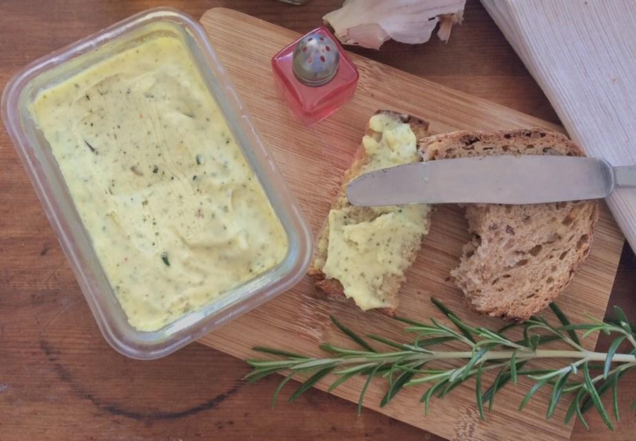 manteiga saudável