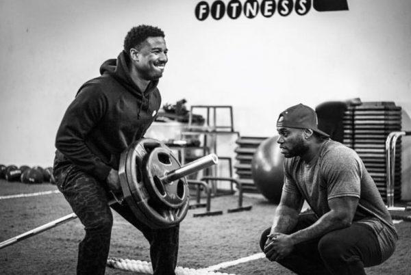 O treino de Michael B. Jordan para fazer 'Pantera Negra'