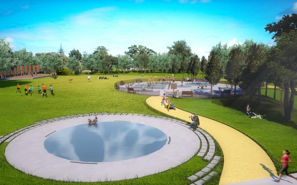 Vai abrir um novo parque de desporto na Amadora