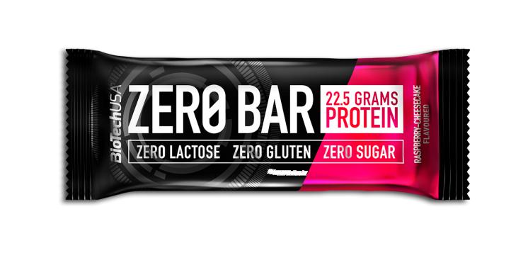 7a2870faa ZERO BAR - A barra proteica sem adição de açúcar